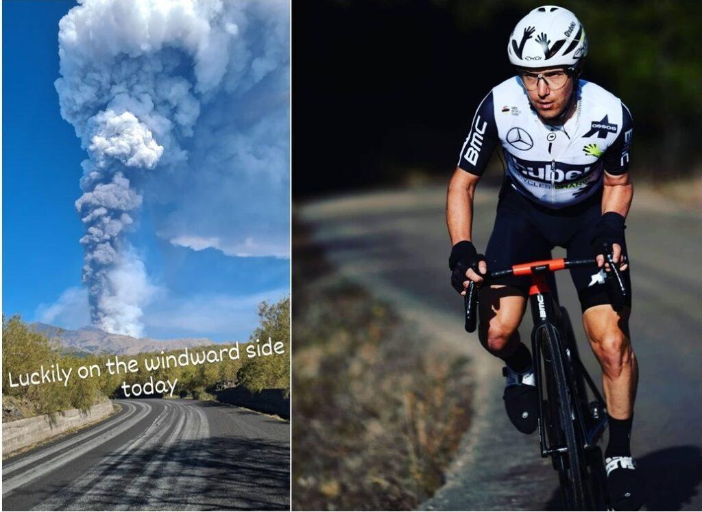 eruzione etna foto video pozzovivo