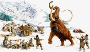 homo sapiens glaciazione