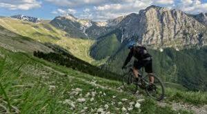 mountain bike monti sibillini