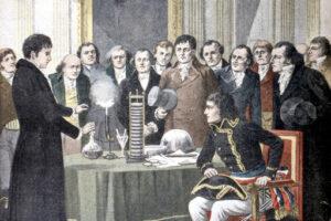 napoleone e volta