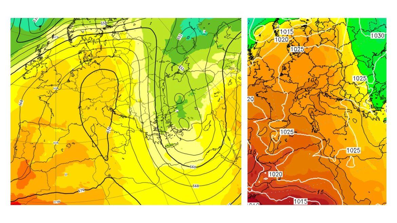 previsioni meteo 30-31 marzo