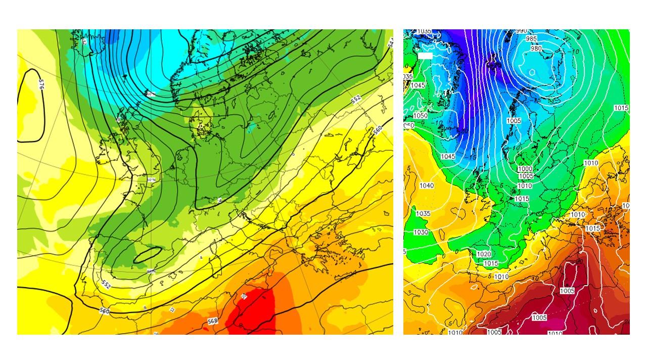 previsioni meteo 4-5 aprile