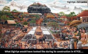 ricostruzione sigiriya