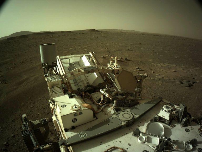 NASA/JPL-Caltech HANDOUT