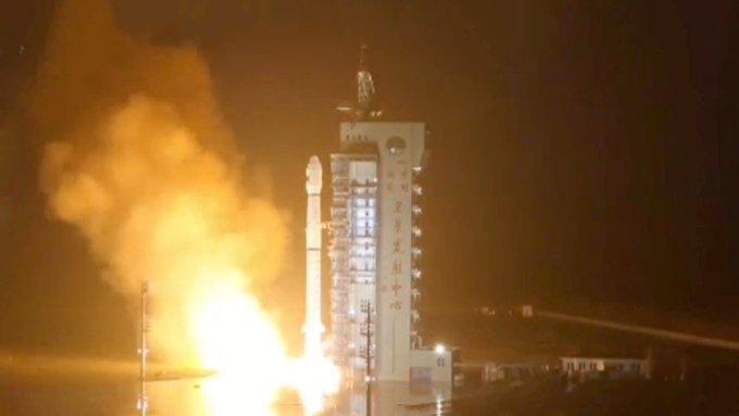 satellite osservazione terra cina