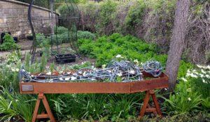 scultura giardino veleni