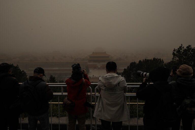 Foto Wu Hong / Ansa