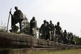 statua marcia del sale