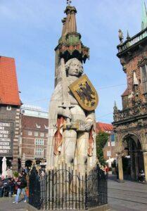 statua rolando brema