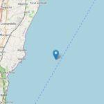 Terremoto Catania: scossa al largo di Acireale [MAPPE]