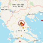 Nuova forte scossa di terremoto in Grecia, distintamente avvertita al Sud Italia