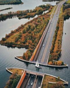 veluwemeer ponte
