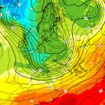 Previsioni Meteo, forte ondata di freddo in Europa dal weekend di Pasqua: temperature sotto zero e neve a bassa quota in Regno Unito e Francia [MAPPE]