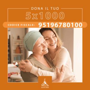 Fondazione Valter Longo Onlus 5x1000