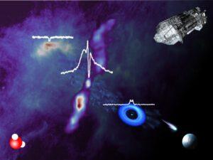 Herschel Acqua nel cosmo