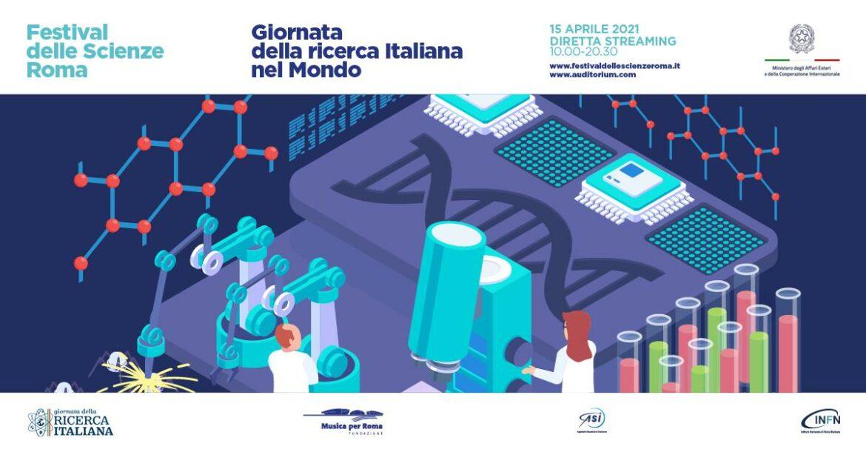 INGV Giornata Ricerca Italiana Mondo Festival delle Scienze Roma 2021