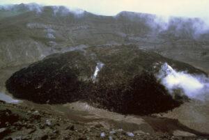 La Soufrière di Saint-Vincent