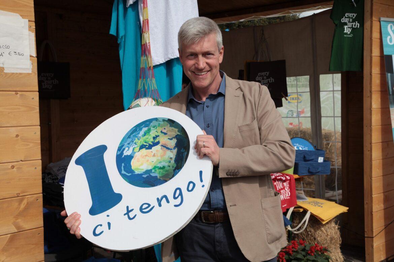 Pierluigi Sassi Presidente Earth Day Italia