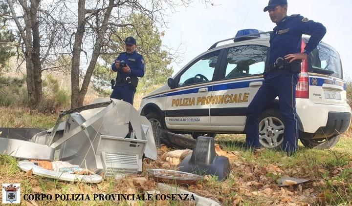 Polizia Provinciale Sila San Giovanni in Fiore