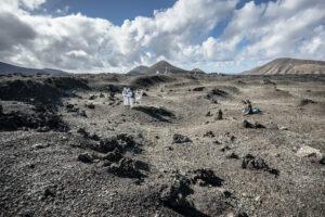 Timanfaya Lanzarote NASA perseverance