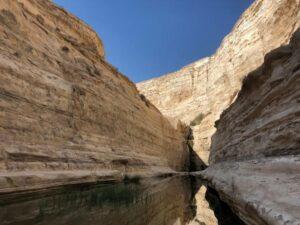 Wadi Zin israele