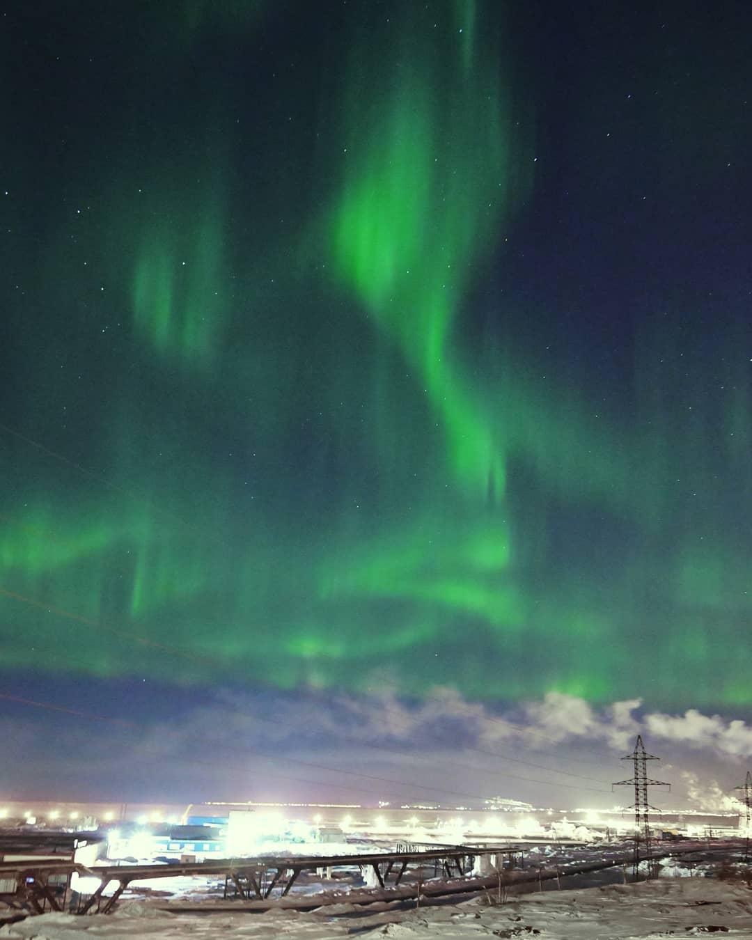 aurora norilsk