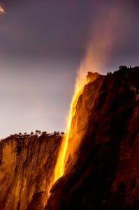 cascata fuoco