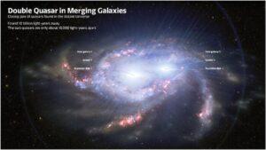 doppio quasar