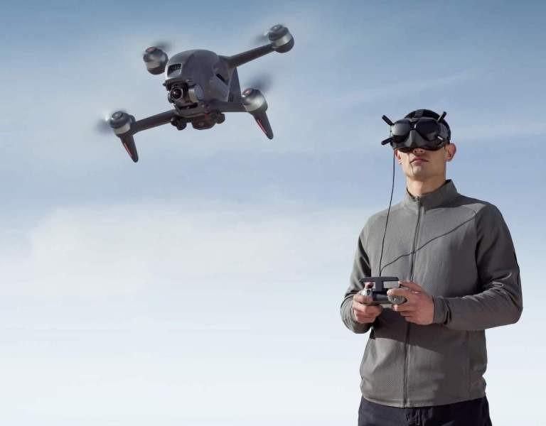 drone riprese tv mozzafiato
