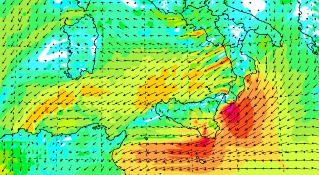 maltempo sicilia vento forte 16 aprile 2021
