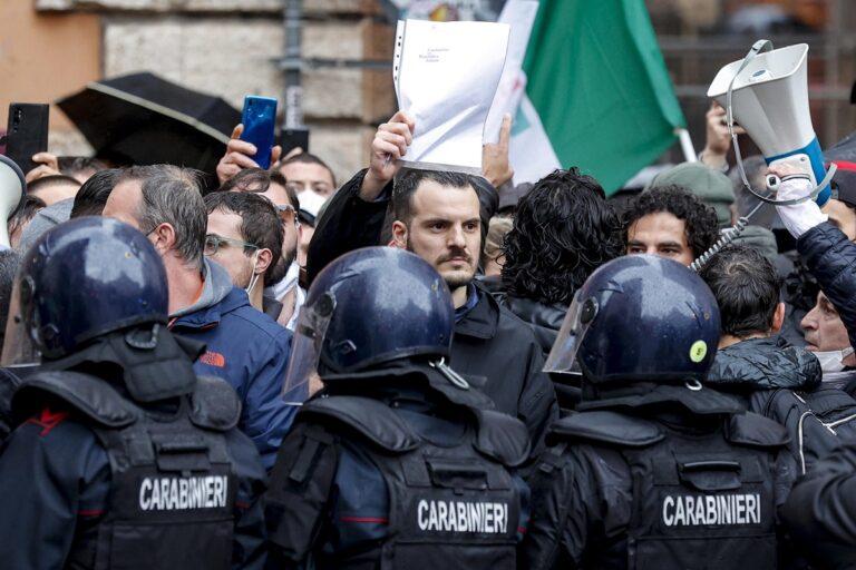 Foto di Giuseppe Lami / Ansa