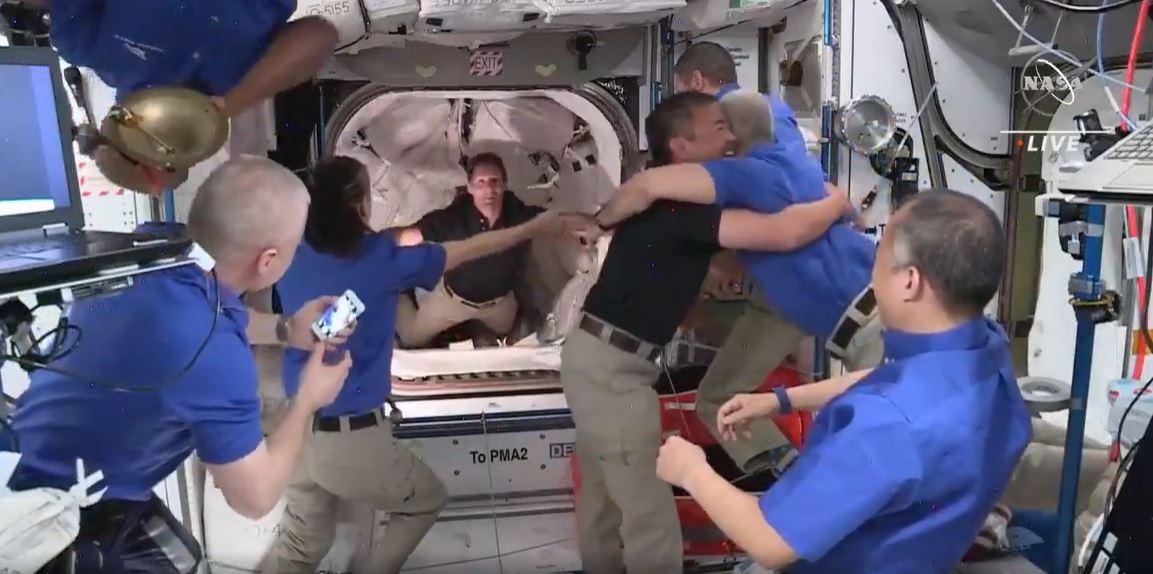 nasa stazione spaziale