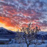 Maltempo Umbria, torna la neve fino in collina: imbiancati Castelluccio, Norcia e Cascia [FOTO]