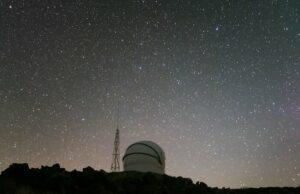 Nuovo telescopio eso