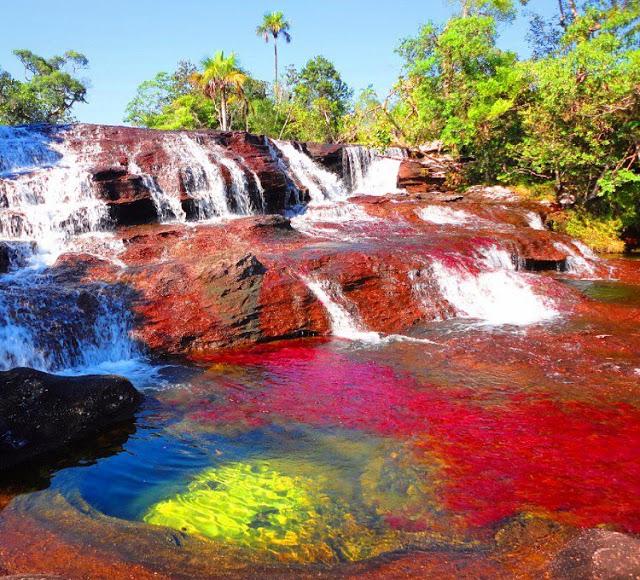 pozzi fiume arcobaleno