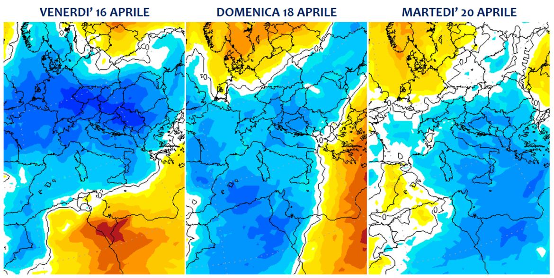 previsioni meteo italia freddo aprile 2021