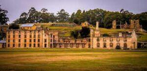 prigione tasmania