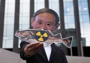 proteste centrale nucleare fukushima