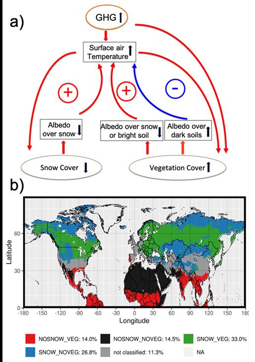 riscaldamento globale cnr