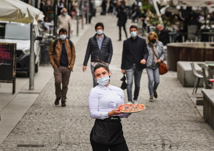 Milano. Foto di Andrea Fasani / Ansa