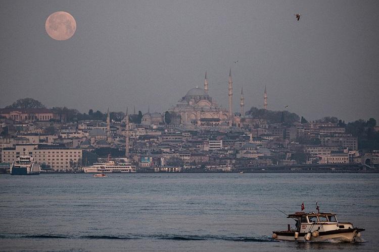 Foto di Sedat Suna / Ansa