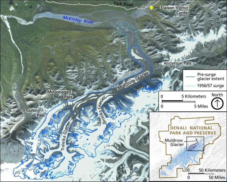 Alaska SDMI SPOT 5 Mosaic Dataset (2010-2013), Randolph Glacier Inventory