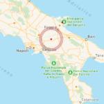 Terremoto Campania, scossa in provincia di Avellino: avvertita anche in Puglia [MAPPE e DATI]