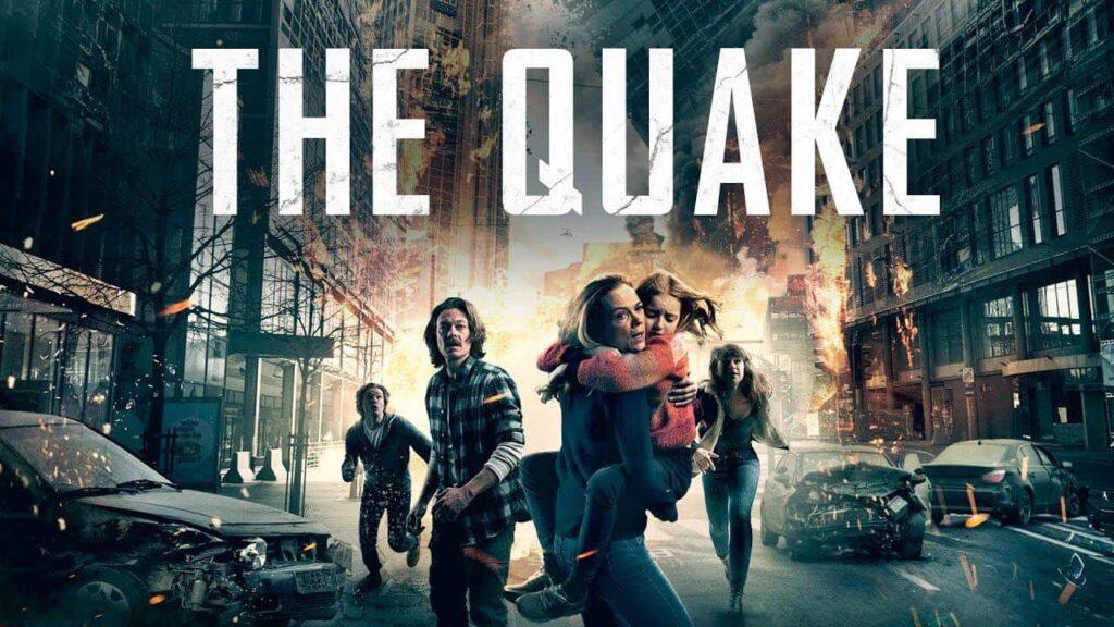 the-quake locandina