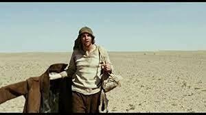 the way back deserto