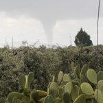 Maltempo Sicilia, tornado nel Catanese: un grosso vortice appare ad Adrano [FOTO e VIDEO]