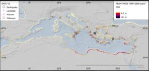tsunami mediterraneo