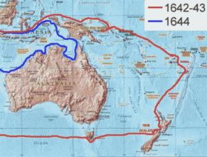 viaggio tasman