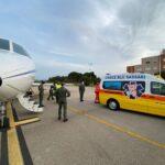 Aeronautica Militare: volo sanitario urgente da Sassari a Genova per un neonato di appena quattro giorni in imminente pericolo di vita [FOTO]