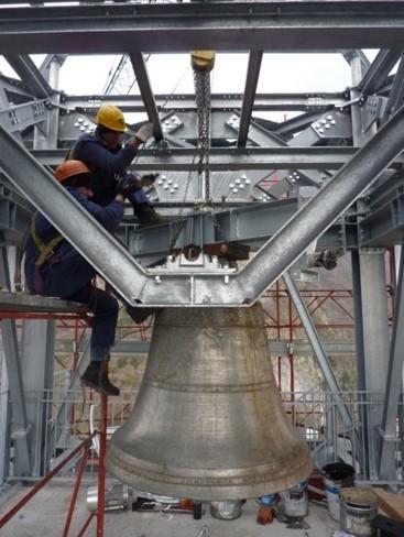 Per garantirne la sicurezza sismica, la nuova